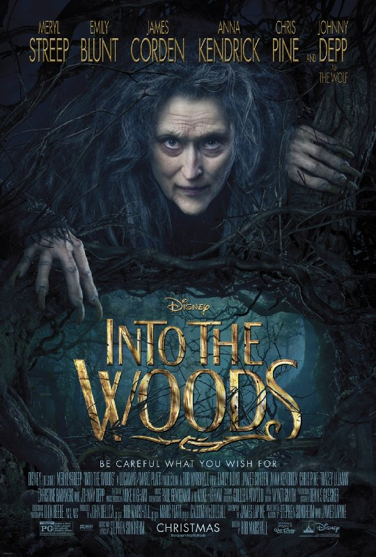 into the woods full movie free
